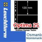 Leuchtturm OPTMA 2S - siyah ift gzl sayfa