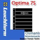 Leuchtturm OPTMA 7S - siyah 7cepli sayfa