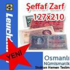 Profesyonel effaf Zarf 127x210,