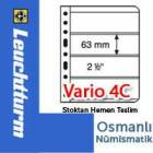 Leuchtturm VARO 4C (effaf sayfa)