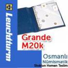 Leuchtturm GRANDE M20K Madeni Para Sayfas
