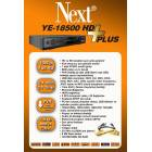 NEXT YE 18500 HD+PLUS UYDU ALICISI (Full HD)