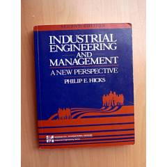 INDUSTRIAL ENGINEERING AND MANAGEMENT A NEW PERS
