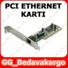 Realtek PCI Ethernet Kart� - RTL8139D Chipli