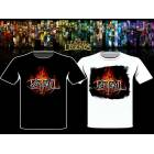 League of Legends PENTAKILL T-Shirt