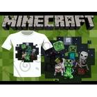 MineCraft Oyuncu T-Shirt