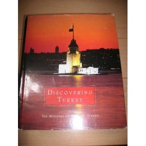 discovering turkey - alan white