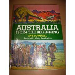 australia from the beginning - eve pownall