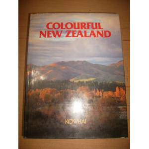 colourful new zealand - s. nicholson / w. jacobs