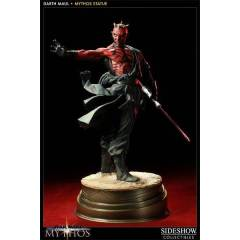 Star Wars: Darth Maul Mythos Statue Sideshow