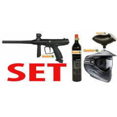 Paintball Gryphon Set (Maske-Silah-T�p) fatural�