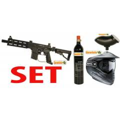 Paintball Sierra One Set (Maske-Silah-T�p)