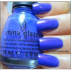 China Glaze Avant Garden Fancy Pants