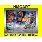 FANTAST�K CANVAS (KANVAS) TABLOLAR