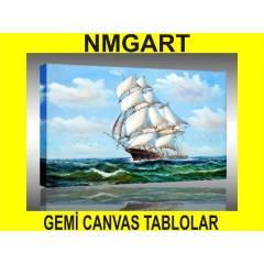 GEM� CANVAS (KANVAS) TABLOLAR