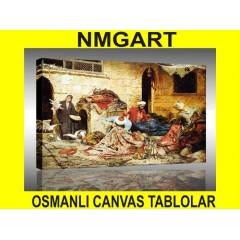 OSMANLI CANVAS (KANVAS) TABLOLAR