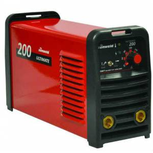 ZENWELD ULTIMATE 200 MMA INVERTER KAYNAK