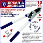 Spear and Jackson 8010RS Dal Budama Makas� Byp