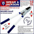 Spear and Jackson 8020RS Dal Budama Makas� Anv