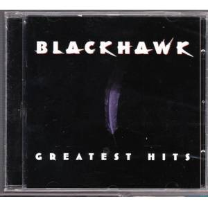 CD BLACKHAWK - GREATEST HITS  AMBALAJINDA
