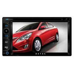 XETEC DS 6202 NAV�GASYON TV DVD USB MP3 ALICI