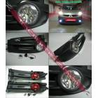 VW CADDY 04-10 G�ND�Z DRL POWER LEDL� S�S FARI