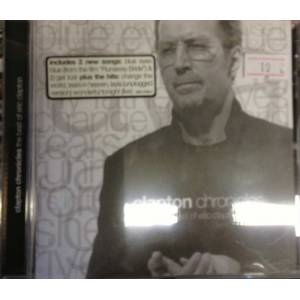 ERIC CLAPTON CHRONICLES BEST OF CD 2.EL CD 2.EL