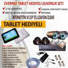 TABLET HEDYEL 4 KAMERALI GVENLK SSTEM