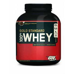 Optimum Nutrition Whey Gold Standard, 2270 Gram
