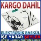 DJTAL LEDEKRAN ELEKTRONK HASSAS CAM BASKL KD