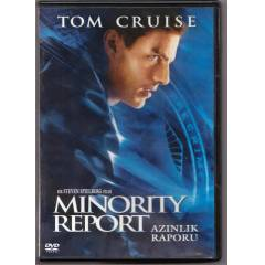 MINORITY REPORT Az�nl�k Raporu TOM CRUISE DVD