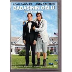 BABASININ O�LU That's My Boy ADAM SANDLER DVD