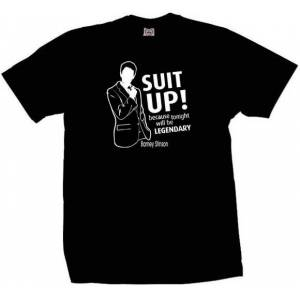Suit Up (S-M-L-XL)  Ti��rt