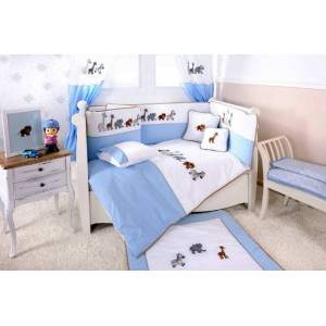 MOM�SHOP L�KS SAFAR� BEBEK  UYKU SET� 80*130 CM