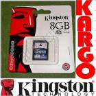 OR�J�NAL Kingston 8GB SDHC (CLASS4) KARGO-FATURA