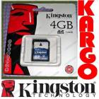 OR�J�NAL Kingston 4GB SDHC(class4) KARGO BEDAVA