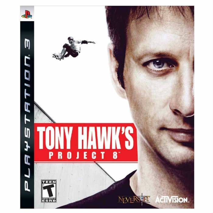 TONY HAWK'S PROJECT 8 PS3 KAYKAY OYUNU EN UYGUN