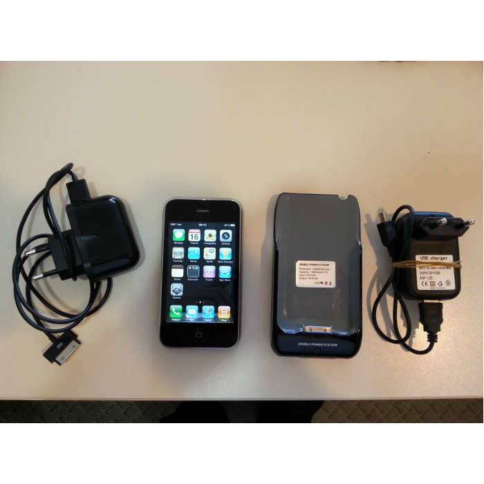 iphone 3g 8gb ar�zal� yap�labilir