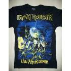Iron Maiden Live After Death Tshirt �CRTS�Z KRGO