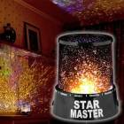 STAR MASTER PROJEKSYON GECE LAMBASI