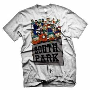 South Park T�m Kasaba Bayan T-Shirt