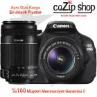 Canon EOS 600D + 18-55mm + 55-250mm Lens SLR Kit