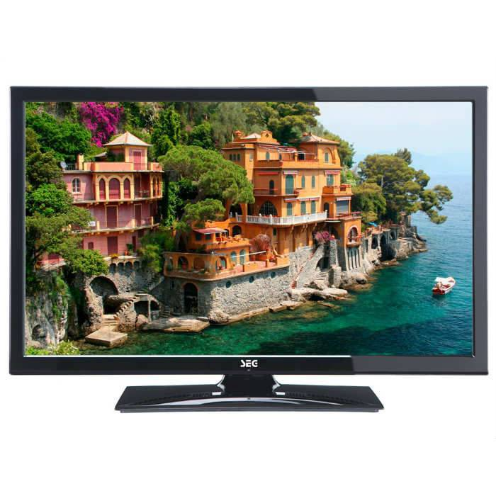 SEG LE22SAT130 DVB-S FHD LED LCD TV