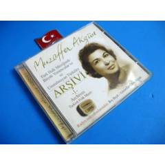 CD MUZAFFER AKG�N BO� BE��K..SIFIR