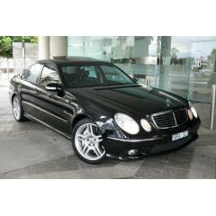 Mercedes Benz W211 E55 Amg Komple Body Kit