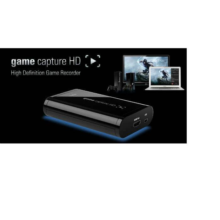 ELGATO FULL HD GAME CHAPTURE (V�DEO YAKALAMA)