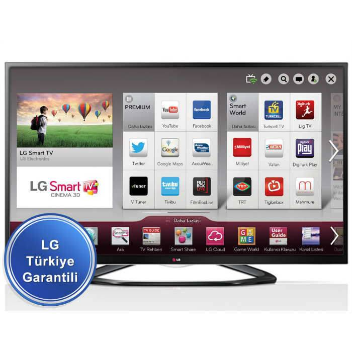 LG 42LA640S DVB-S 3D FHD SMART LED LCD TV