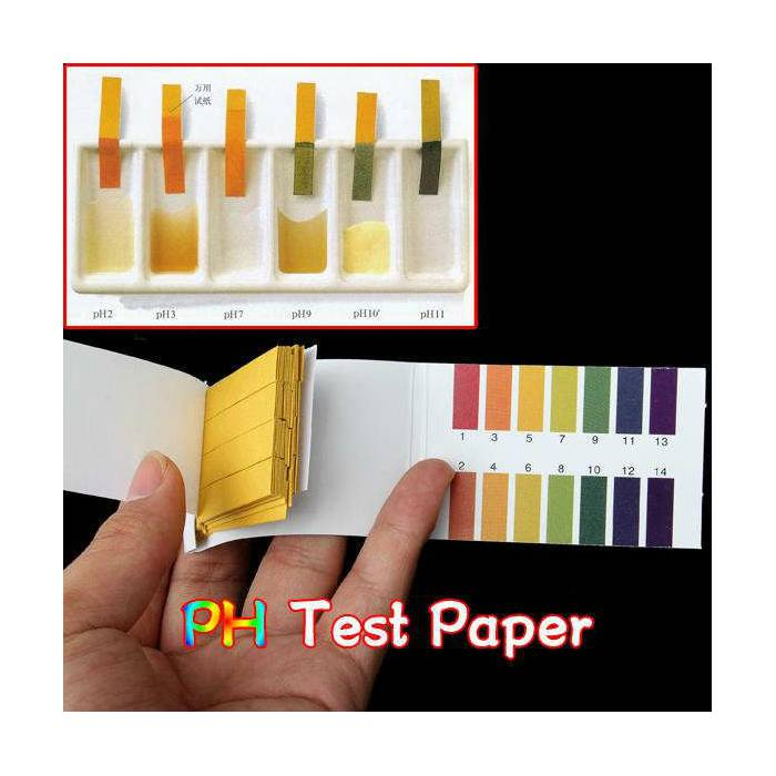 PH TEST KA�IDI, PH �L�ER, PH METRE 80 ADET