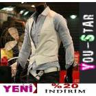 Youstar Fashion talyan Yelek -S-M-L-XL-(654A)