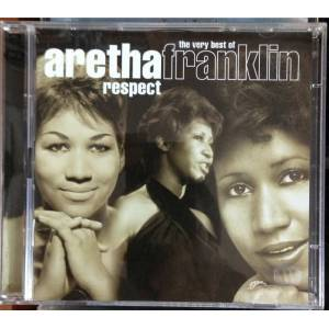 ARETHA FRANKLIN - THE VERY BEST OF 2CD 2.EL